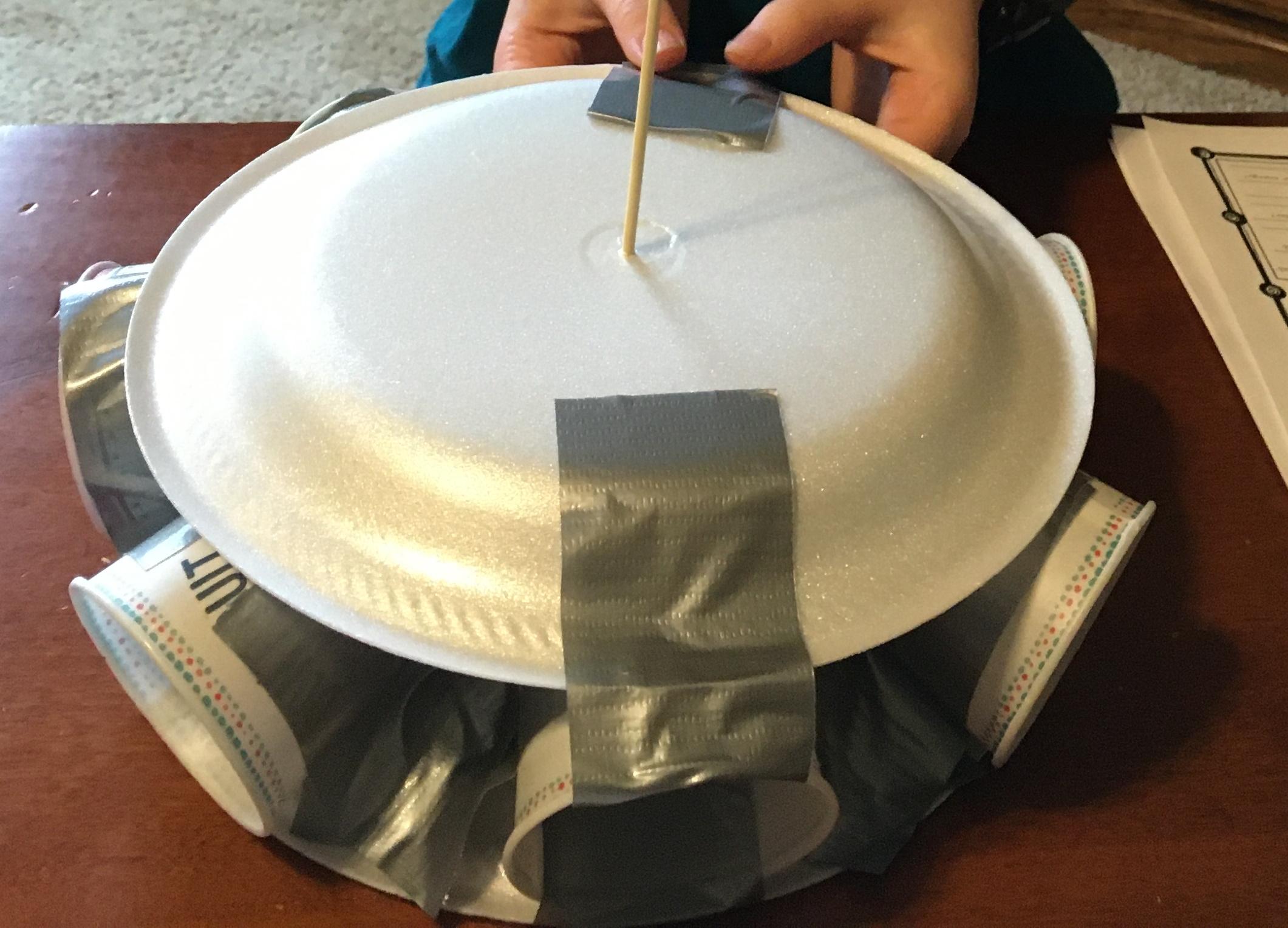 Homemade Waterwheel