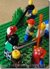 legos arresting