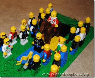 lego triumphal entry