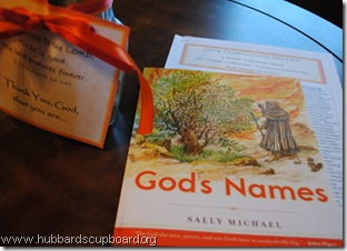 God'sNames Book