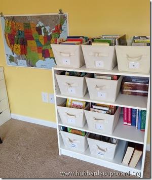 Book Baskets