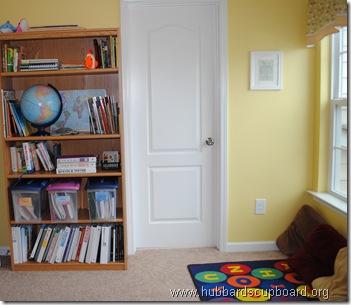 Main Curriculum Shelf
