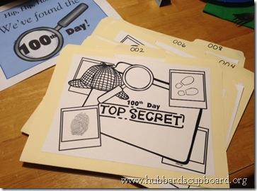 secret case files