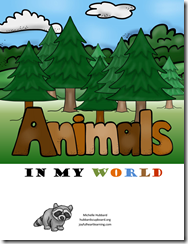 Animals in My World