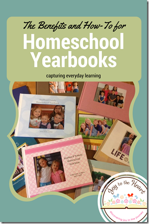 Homeschool Yearbooks