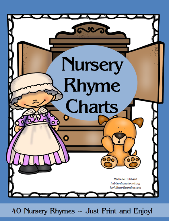Joy to the heart for Nursery charts