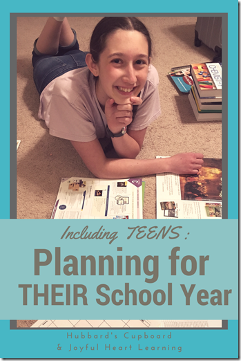 Including Teens in Planning